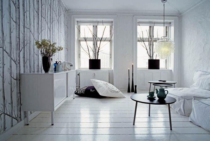 дизайн двухкомнатной квартиры по фен-шуй
