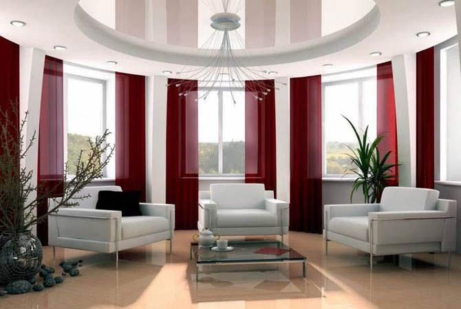 интерьер и дизайн квартир готовые проекты