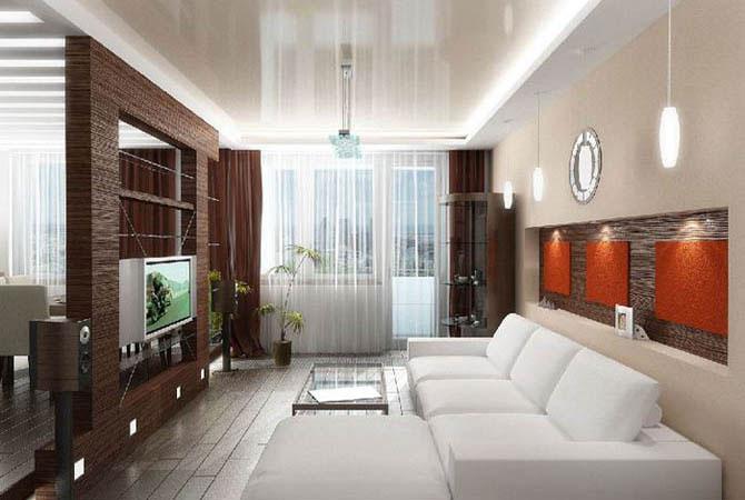 дизайн инерьер для небольших квартир фотографии