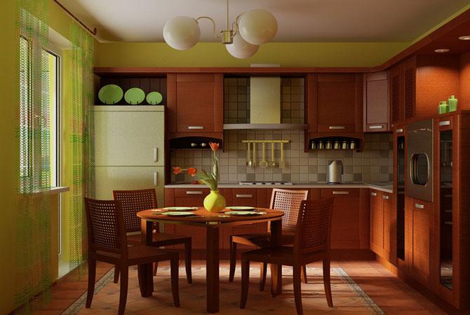 дизайн квартиры с однокомнотной