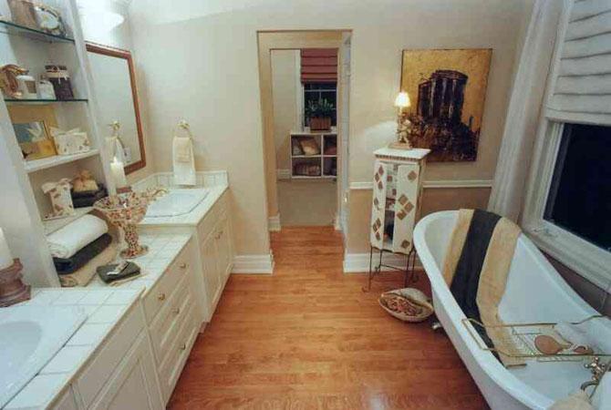 как улучшить интерьер съемной квартиры