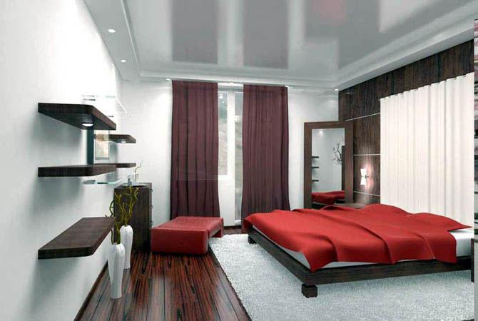 дизайнерские идеи в интерьере квартир