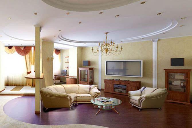 колониальный стиль дизайна интерьера квартиры