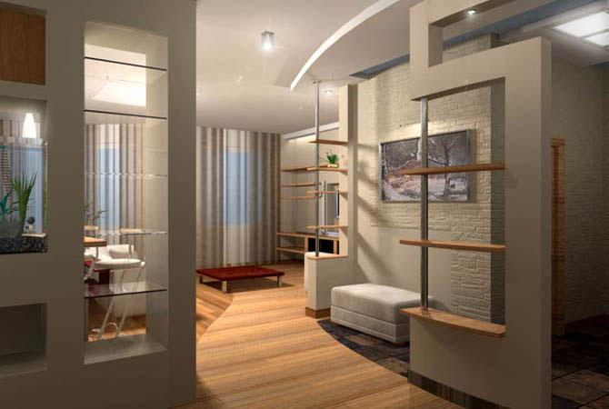 дизайн квартиры по фун - шуй