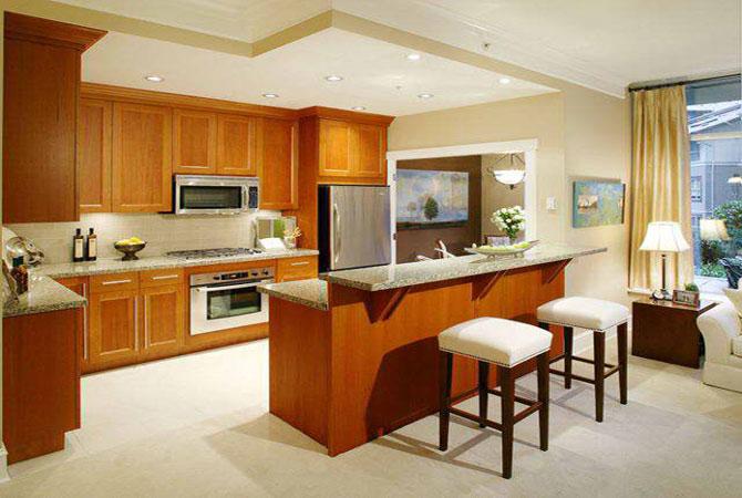 проект дизайн однакомнатной квартиры 34м2