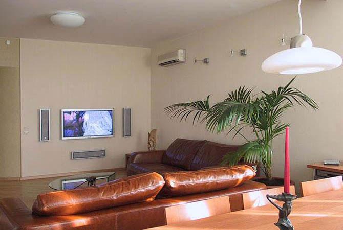 классический дизайн квартиры от мировых дизайнеров