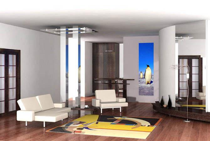 ремонт квартиры в восточном стиле