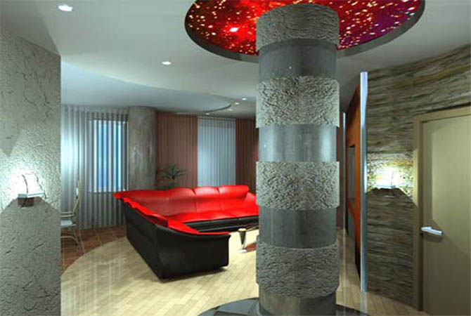 дизайн комнаты 140м2 фотогелерея
