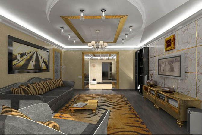 хочу сделать ремонт спальной комнаты