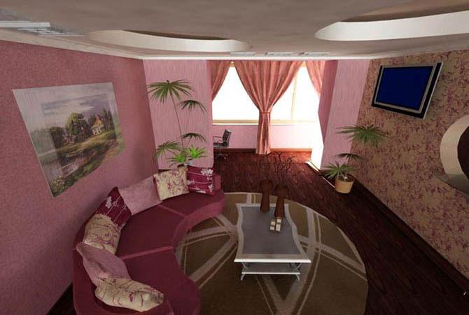 интерьер квартиры фото hi-tech